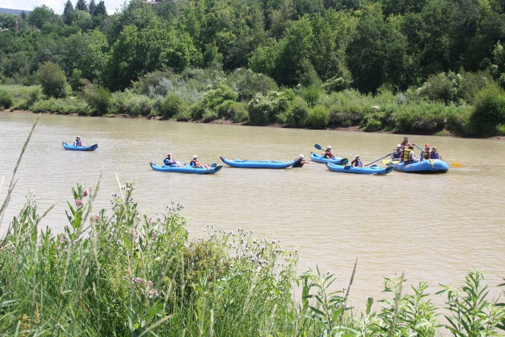 Animas Scenic Float Mountain Waters Rafting