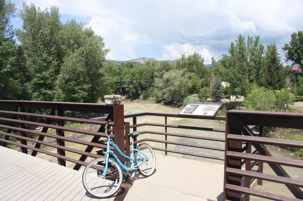 Mountain Waters Bicycle Rental Durango Colorado