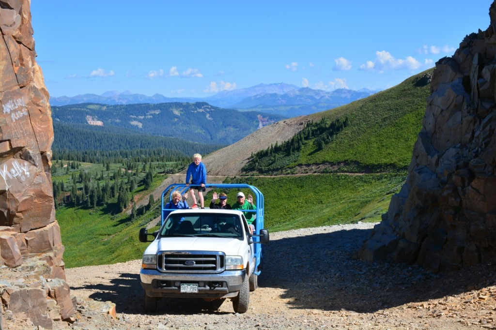 4x4 Jeep Trail Tour Photos