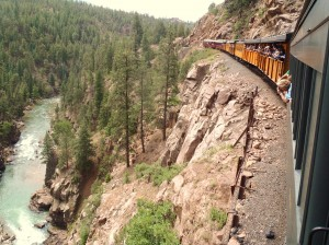 Durango-Silverton Train & Raft Packages