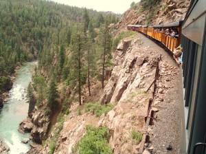 Durango-Silverton Train & Raft Packages