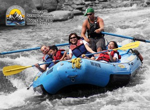 Mountain Waters Rafting Full Day Raft Trip