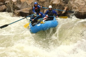Upper Animas Class IV or V, 1-3 day trips