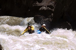Piedra River Mountain Waters Rafting Durango Colorado