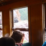 durango silverton train high line over rockwood box gorge