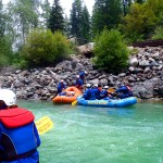 Tank Creek on the Upper Animas River with Mountain Waters Rafting