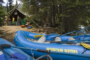 Mountain Waters Rafting Camp Needlton