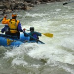 Upper Animas River Silverton Stretch Mountain Waters Rafting