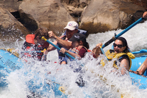 Mountain Waters Rafting Durango, CO