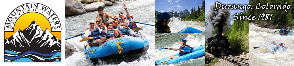 Raft, Mesa Verde, Train, 4×4 Tours, Zip Line, Bicycles, SUP