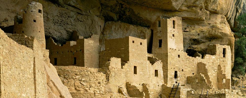 Mesa Verde ruins