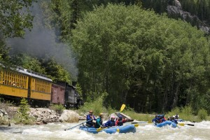 2 Day Upper Animas, Mountain Waters Rafting, Durango, CO