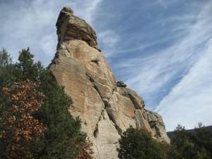 Durango Rock Climbing at X-Rock